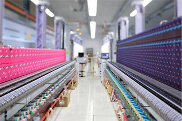 HeDee's POWER comes from their technical expertise and state-of-the-art embroidery machines.