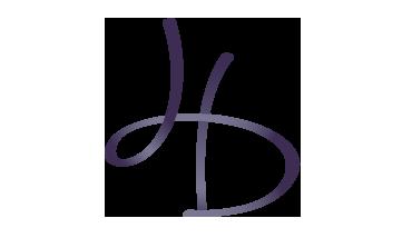 HeDee Logo Design